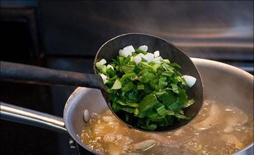Тайский рыбный суп - фото шаг 13
