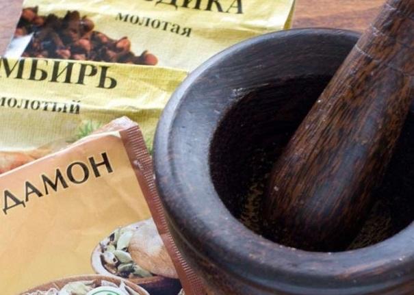 Рецепт Новогоднее пряное печенье с кардамоном