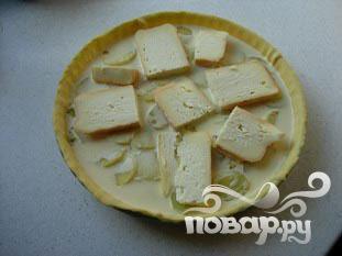 Сырный пирог - фото шаг 13