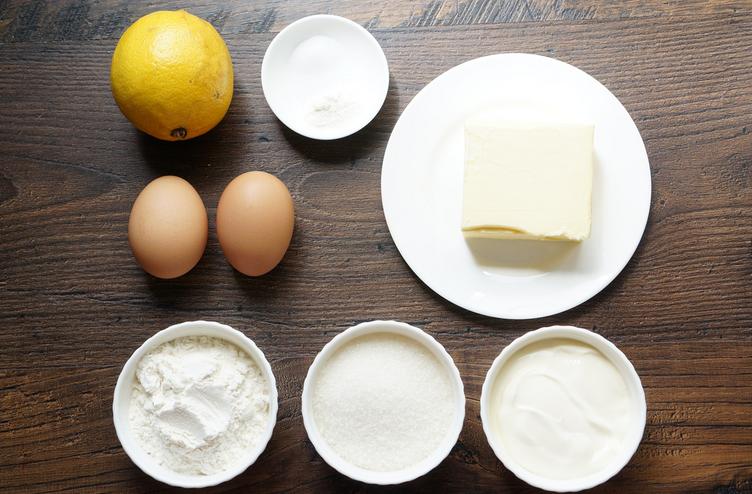Рецепт Капкейки с кремом внутри