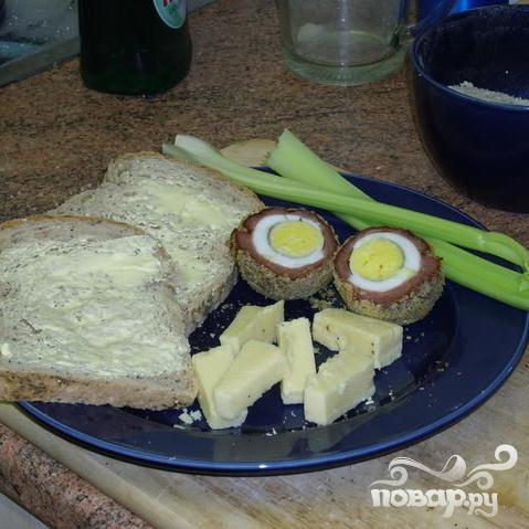Шотландские яйца - фото шаг 9