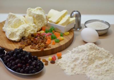 Рецепт Галушки сладкие