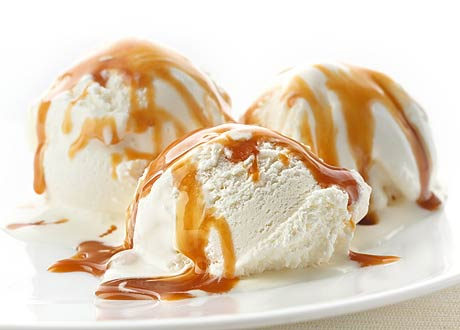 Мороженое с медом - фото шаг 7