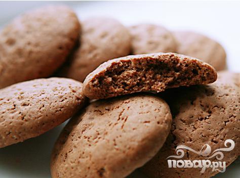 Печенье Шоколадная фантазия - фото шаг 5