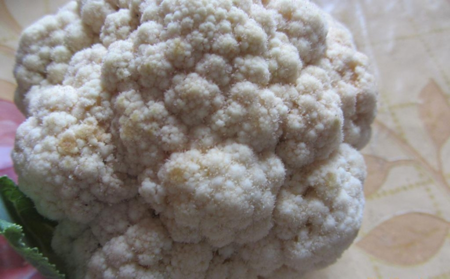 Рецепт Пюре из цветной капусты и картофеля