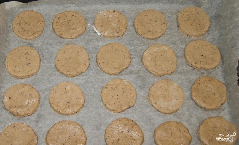 Мягкое овсяное печенье - фото шаг 3