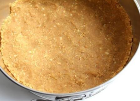 Чизкейк со сливочным сыром - фото шаг 3