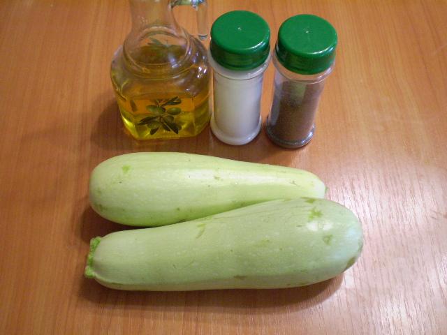 Рецепт Жареные кабачки в мультиварке