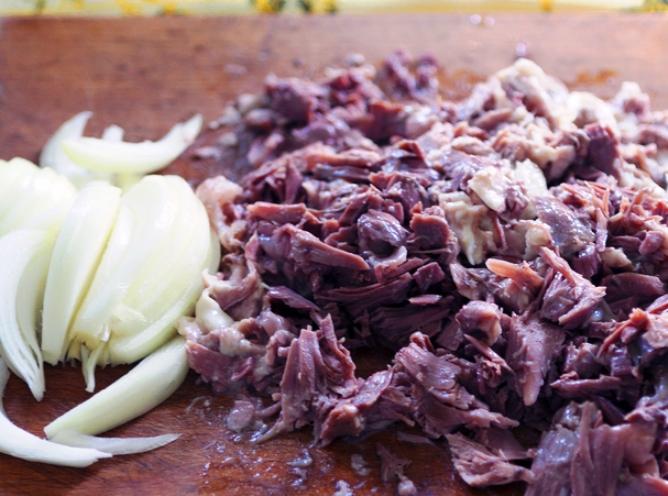 как приготовить солянку с бараниной