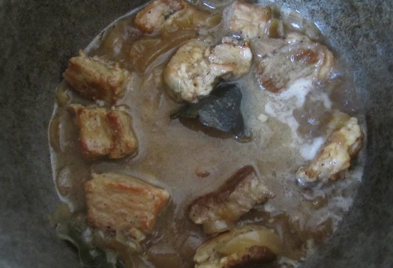 Каша с мясом на зиму - фото шаг 2