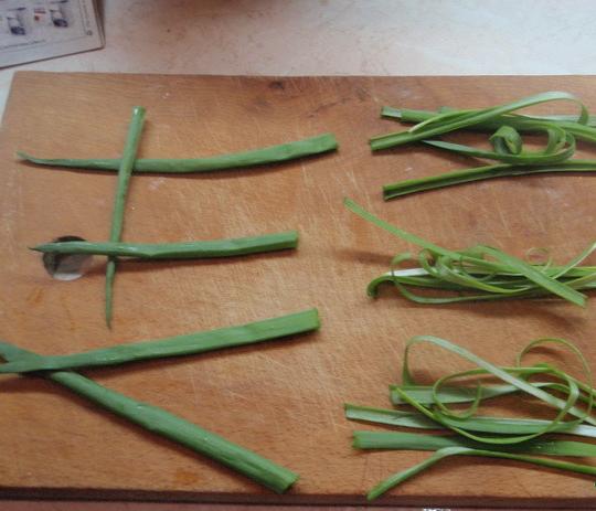 Блины из рисовой муки - фото шаг 3