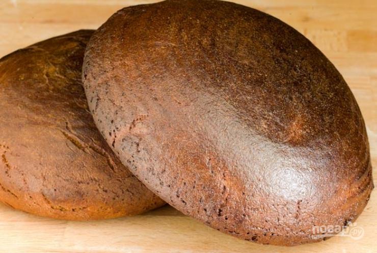 Украинский хлеб - фото шаг 4