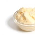 Рецепт Коктейль из замороженного йогурта с лаймом и бананом