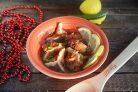 Вьетнамский праздничный суп с пельменями
