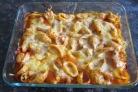 Запеченные макароны в духовке