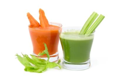 Рецепт Овощной смузи