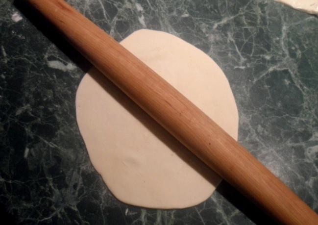 Пирог с горбушей консервированной - фото шаг 11