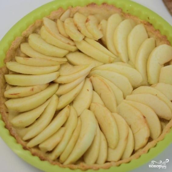 Французский яблочный пирог - фото шаг 10