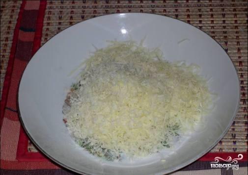 Мидии, запеченные с сыром в духовке - фото шаг 7