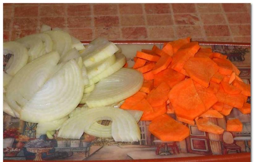 Рецепт Плов с грибами и курицей