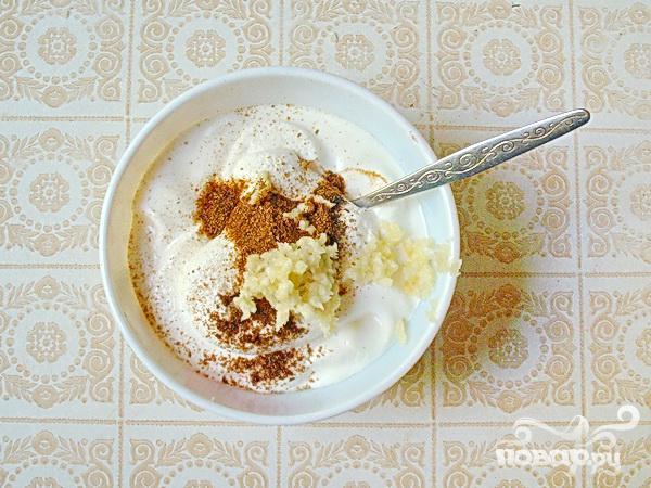 Закуска из кабачков Днестровская - фото шаг 4