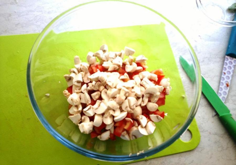 Салат за 10 минут - фото шаг 2