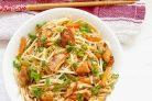 Китайская лапша с курицей