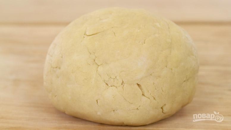 Рецепт песочного теста с майонезом и маргарином