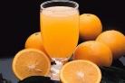Домашняя фанта из апельсиновых корок