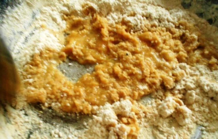 Азербайджанская халва из муки - фото шаг 5