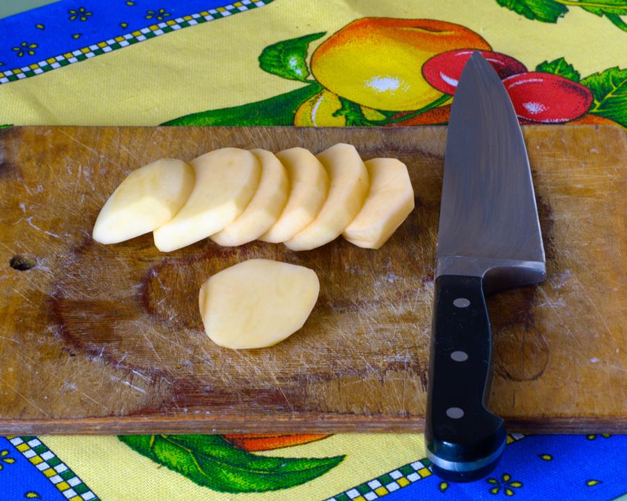 Клефтико из баранины - фото шаг 3