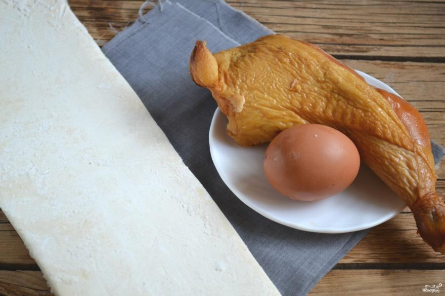 Как приготовить слоеное тесто для булочки