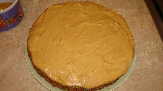 "Торт ""Лилия"" - фото шаг 2"