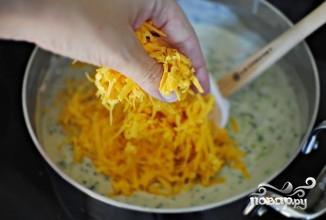 Итальянский сырный суп - фото шаг 10