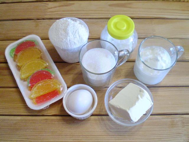 Рецепт Вкусные кексики
