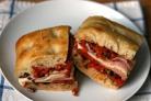 "Сэндвич ""Muffaletta"""