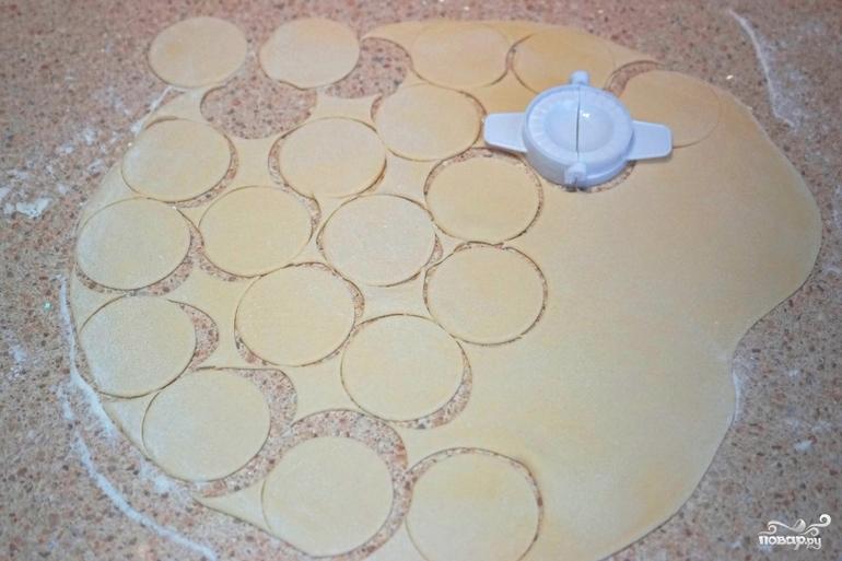 Пельменное тесто - фото шаг 3