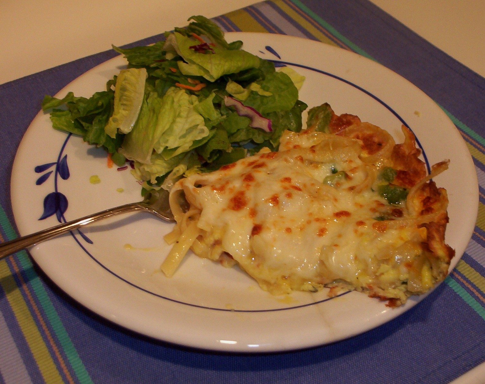 Сырная паста Фриттата