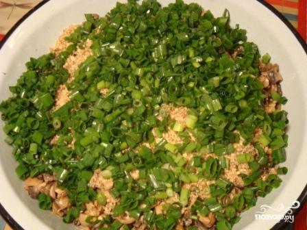 Салат по-грузински - фото шаг 9