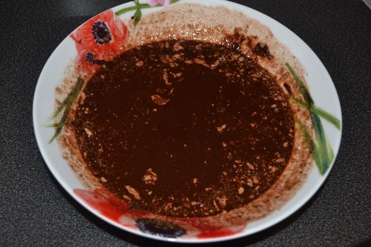 Брауни в мультиварке - фото шаг 4