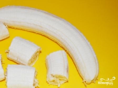 Творожный десерт с фруктами - фото шаг 6