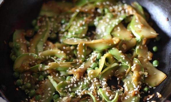 Кабачки китайски рецепты фото