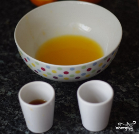 Тарталетки с ананасом - фото шаг 1