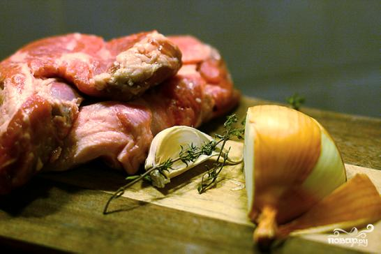 Запеканка из савойской капусты - фото шаг 1