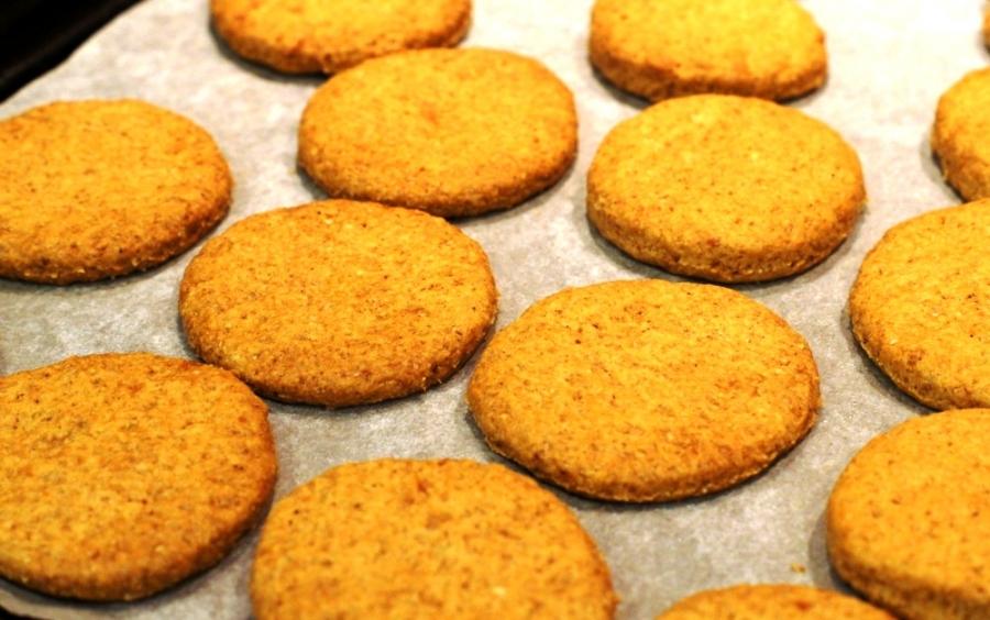 Классическое овсяное печенье - фото шаг 5
