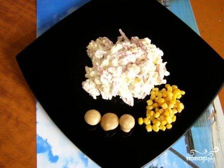 Сосиски в горчичном соусе