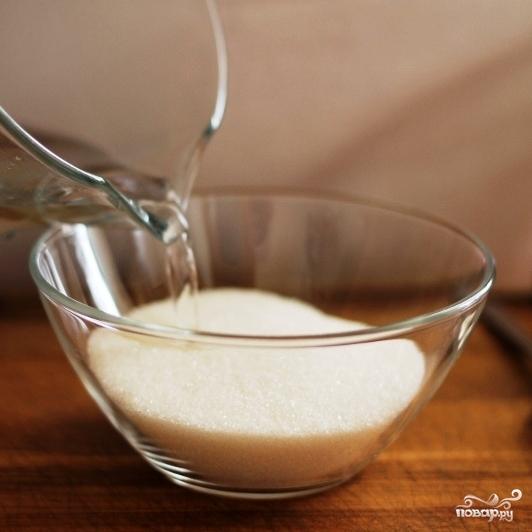 Рецепт Абрикосовая вода