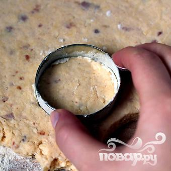 Галеты из бекона и сыра - фото шаг 11