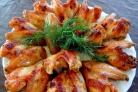 Куриные крылышки под соевым соусом