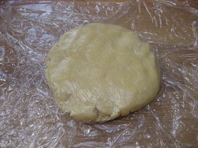 Тесто песочное для курника - фото шаг 8
